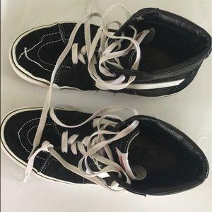 Vans Skateboard Unisex HighTop Shoes
